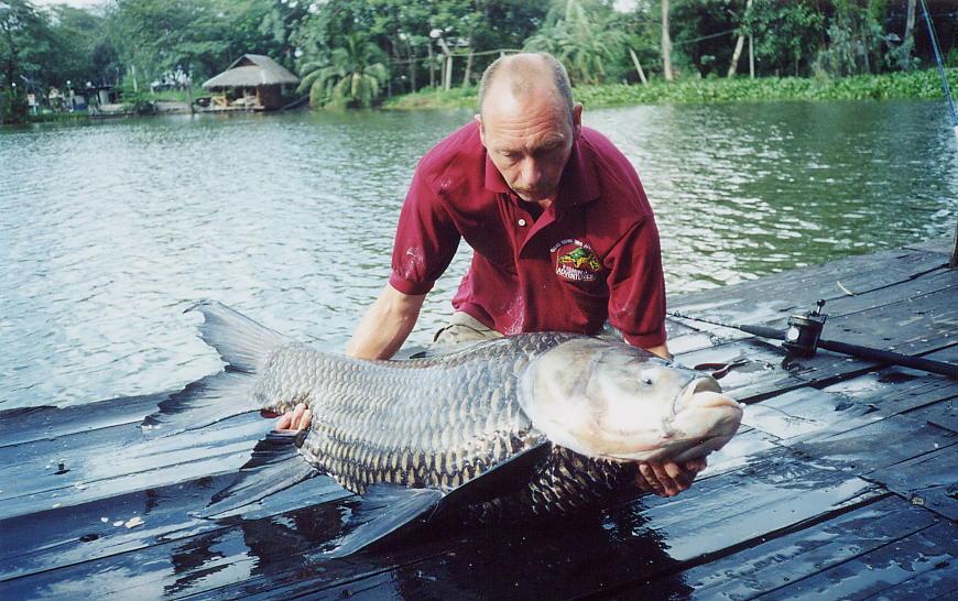 рыбалка в тайланд фото