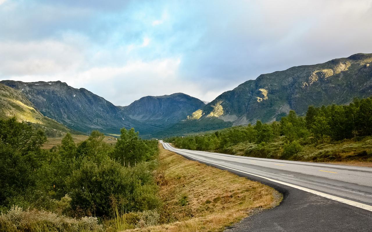 топ10 красивых дорог