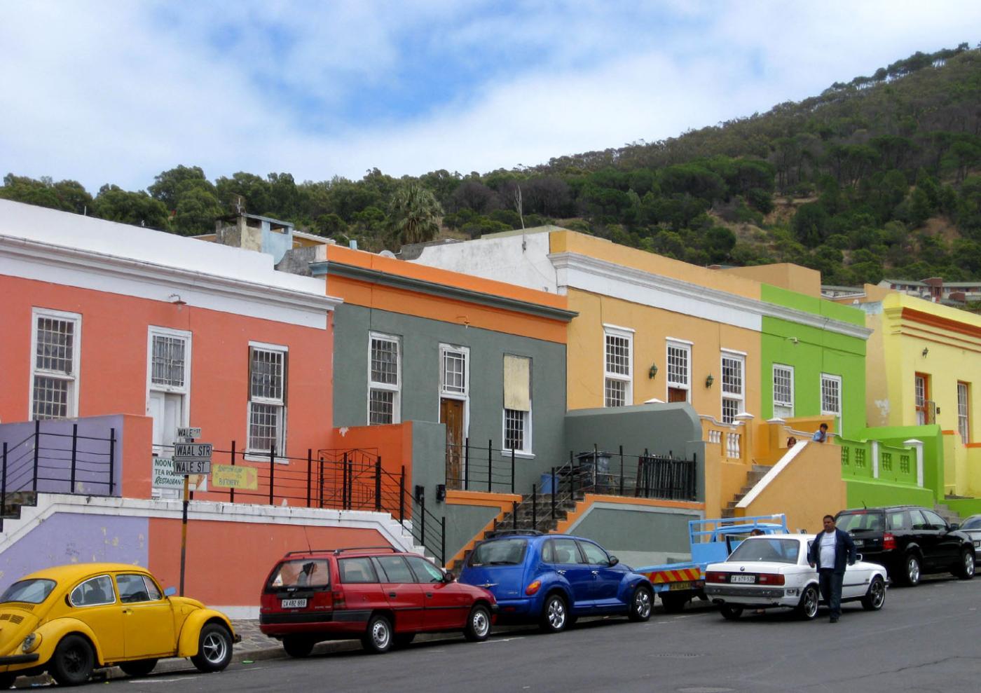 4 Бо-Каап, Кейп Таун, Южная Африка