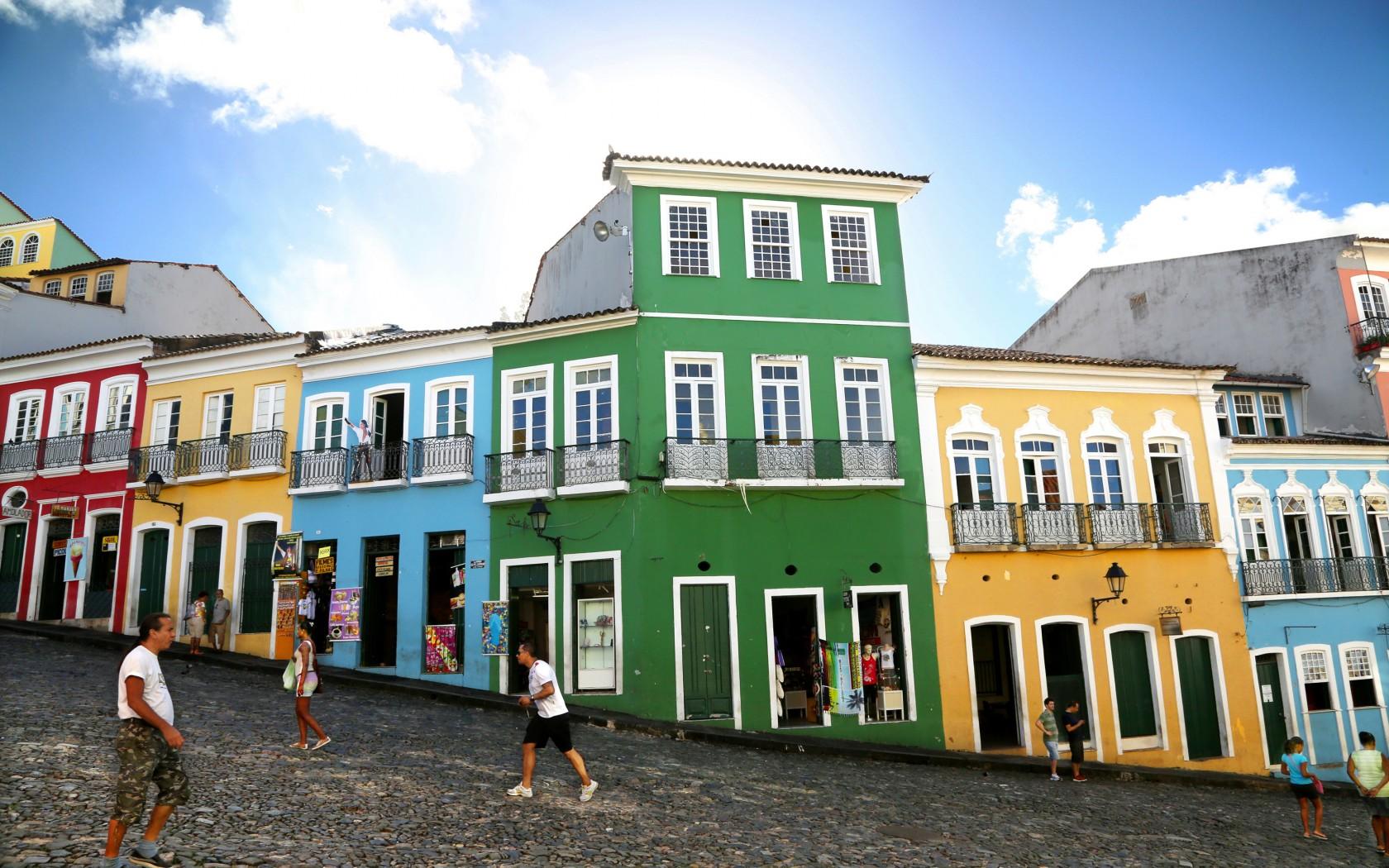 5 Пелоуриньо, Бразилия